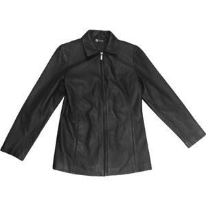 Bombardier Gear for Sports Leather Jacket